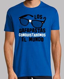 The gafapastas conquer the world