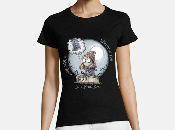 the girl who waited t shirt
