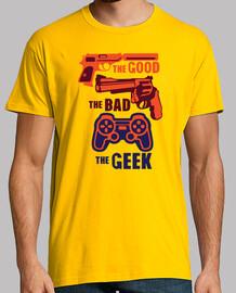 the good bad geek pistolet uzi