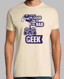 the good bad geek revolver uzi