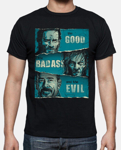 The Good, the BadAss and the Evil