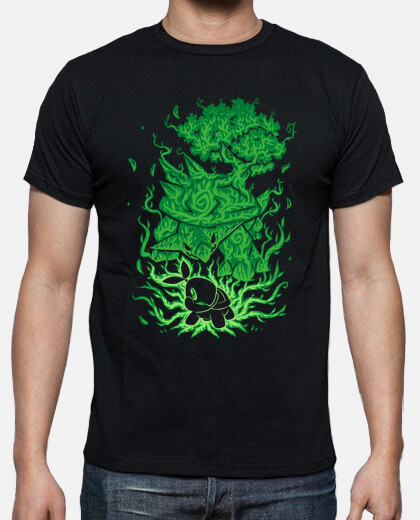 The Grass Turtle Within - Mens Shirt