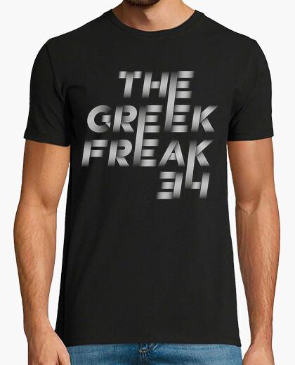 Camiseta The Greek Freak
