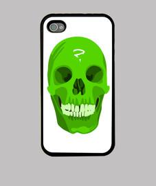 The green skull.