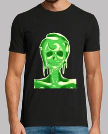 The green skull