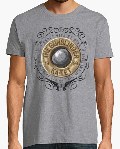Camiseta The Gunslinger Reborn