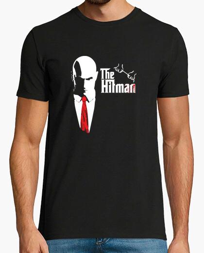 Camiseta the hitman
