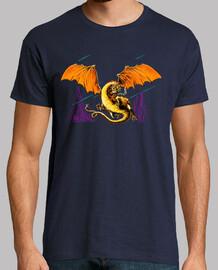 The hobbit adventure - Camiseta chico color negro
