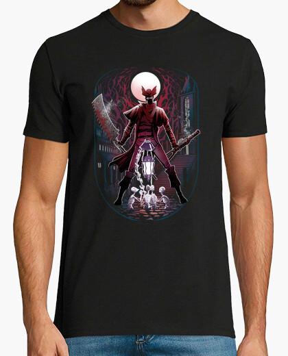 Camiseta the hunt will continue