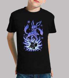 The Ice Eeveelution Within - Kids Shirt