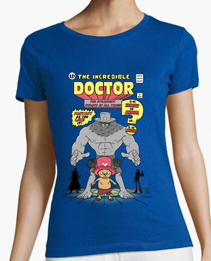 Camiseta The Incredible Doctor