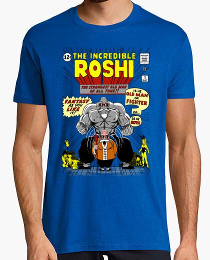 Camiseta The Incredible Roshi