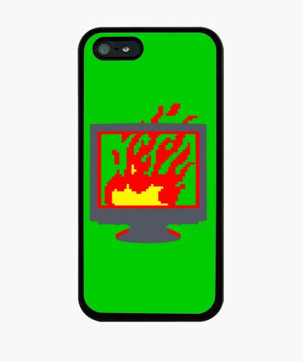 The informticos: screensaver iphone cases