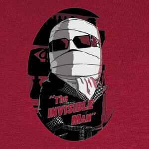 Camisetas The Invisible Man by Calvichi`s