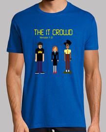 The IT Crow Espalda