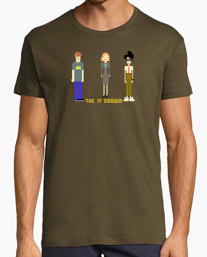 Camiseta The it crowd (los informáticos)