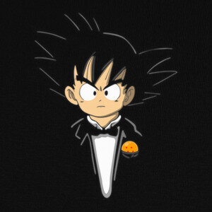 Camisetas The Kid Saiyan