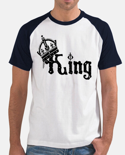 Camiseta The King