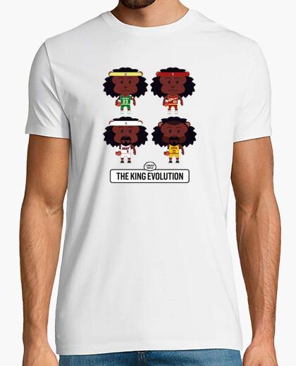 Camiseta The King Evolution