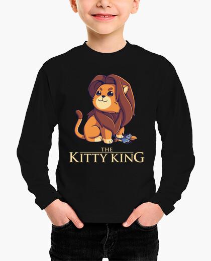 Ropa infantil The Kitty King - Dark Ver