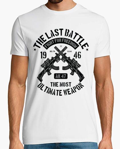 Camiseta The Last Battle