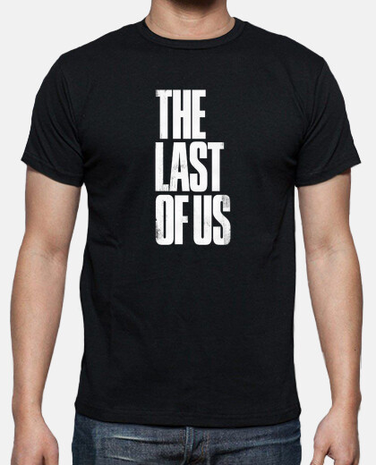 The Last Of Us Logo Blanco (Personalizable)