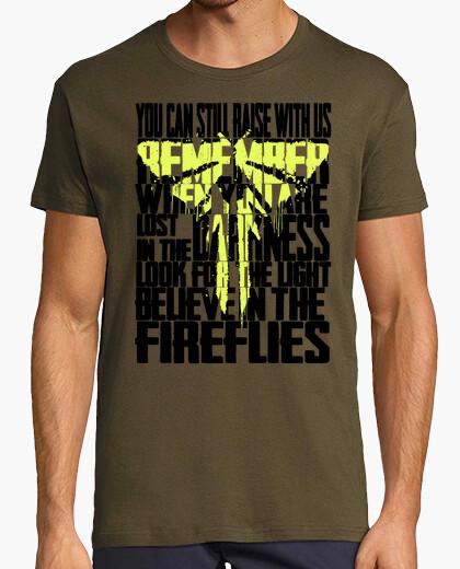 Camiseta The Last Of Us Luciernagas