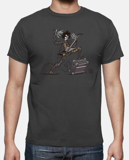 Camiseta CALVO KIEN? - n 589- Camisetas latostadora