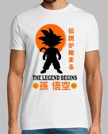 The Legend Begins (Son Goku)
