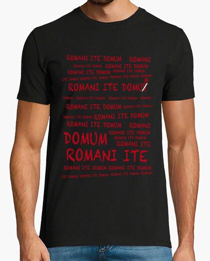 The life of brian romani ite domum t-shirt