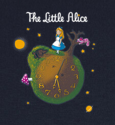 Camisetas The Little Alice