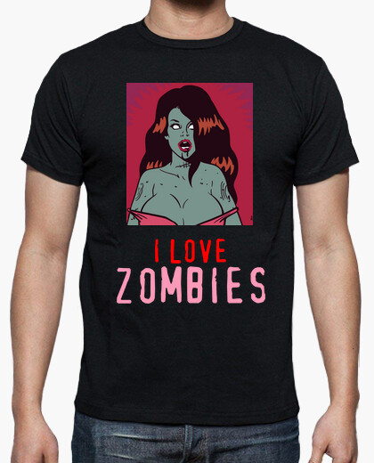 Camiseta The Living Dead.