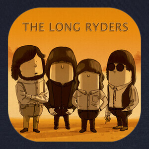 Camisetas The Long Ryders