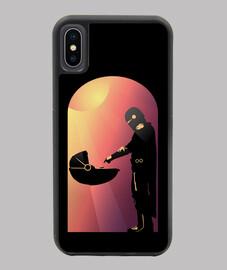 the mandatory, iphone x xs case