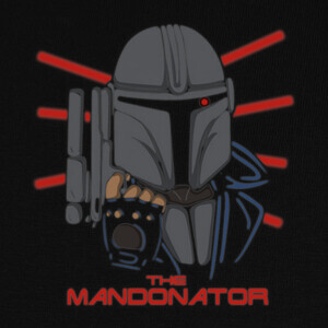 Tee-shirts The Mandonator
