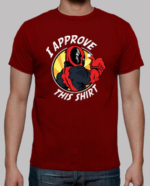 The merc approves this shirt!
