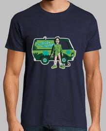 the meth machine- man t-shirt