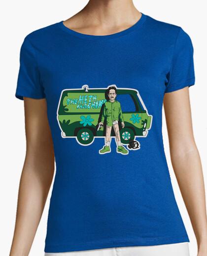The meth machine- woman t-shirt