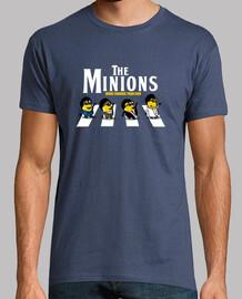 The Minions - Camiseta hombre