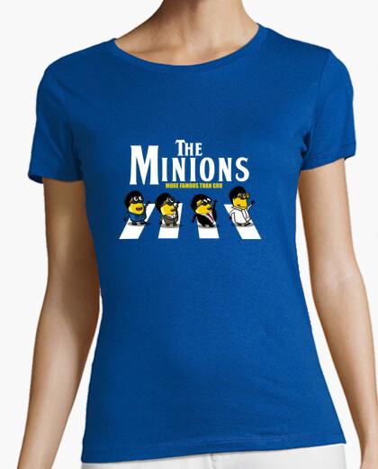 The minions - woman t-shirt - t-shirt