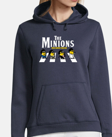 The minions Jersey mujer