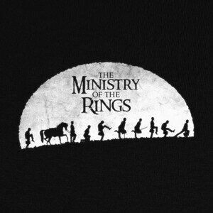 Camisetas The Ministry of the Rings