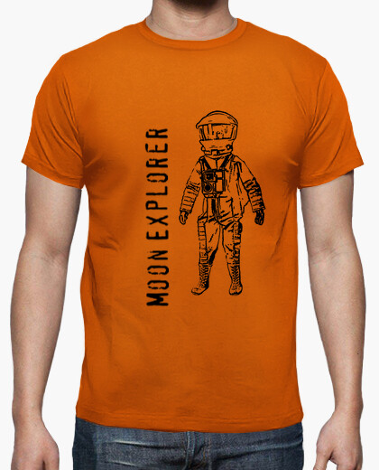 Camiseta The Moon Explorer