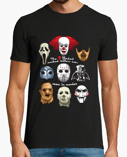 The most nasty hidden killers t-shirt