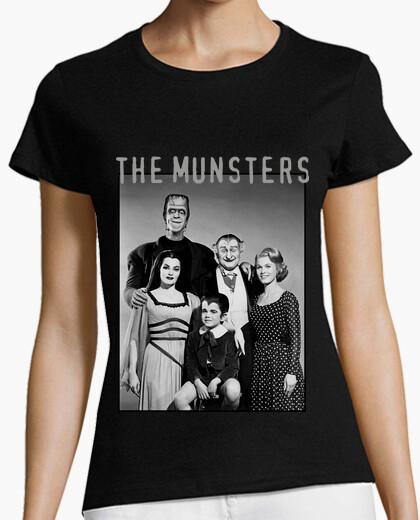 Camiseta The Munsters