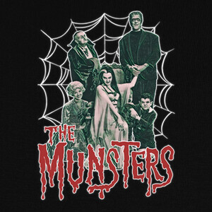 Camisetas The Munsters