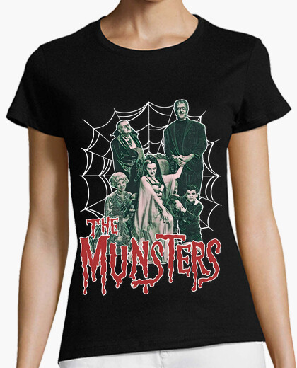 Camiseta The Munsters [M]