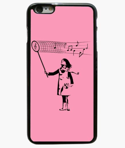Funda iPhone 6 Plus / 6S Plus The Music Catcher
