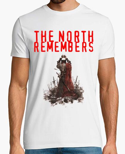 Camiseta The North remembers