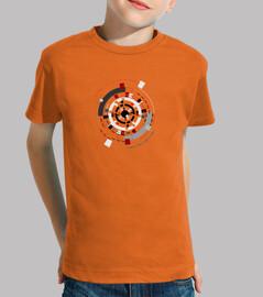 the observer, boy short manga t-shirt, original mcharrell.